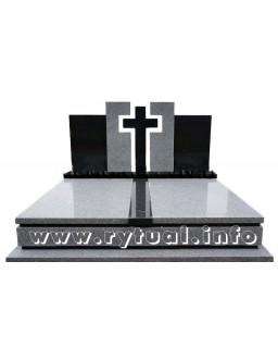 Пам'ятник з покостівського та букінського граніту