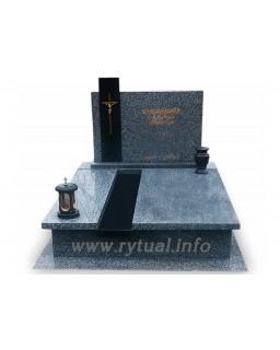 Пам'ятник з букінського та покостівського граніту