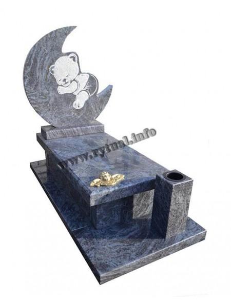 Пам'ятник з покостівського граніту