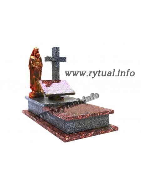 Пам'ятник з капустянського та покостівського граніту
