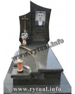 Пам'ятник букінського граніту